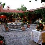 Antigua Villa Santa Monica Foto