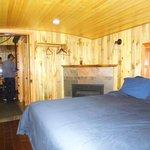 Caboose Bedroom