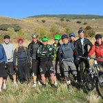 October 2014 group at Pure Mountains