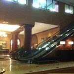 Sala ginástica/lobby