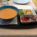 Gazpacho andalous