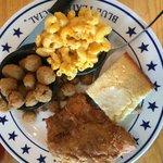 Fried Chicken Dinner - Yummy!!!