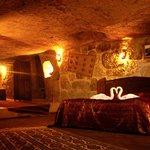 Cappadocia Antique Gelveri Cave Hotel