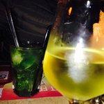 mojito&chardonnay
