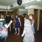dancefloor in function suite