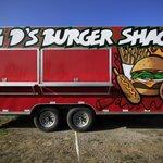 Nanton Big D's Burger Shack Alberta