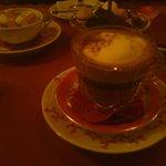Coffee with Baileys