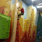 Spirit Rock Climbing Center