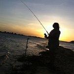 Pescando.. Sem stress