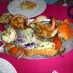 Seafood platter take two