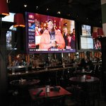 B-i-i-i-i-g-g-g screen over the bar