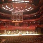 The main concert hall