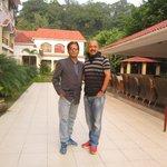Mr.Kathri & I