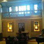 Central lobby