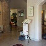 Reception Hotel Corsignano Pienza