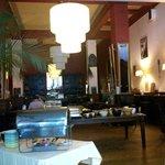 Breakfast room / Irish Pub / Irish restaurant