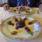 Desserts à découvrir dans un cadre délicieux