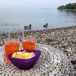 Relax in riva al lago !!