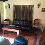 Mini living room in room 3