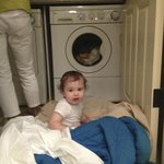 Pack Lightly, In-unit Laundry!