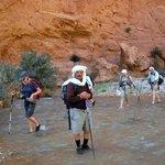 Spectaculaire wandeling in de gorge