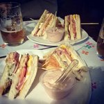 Club Sandwiches... deliziosi!!!