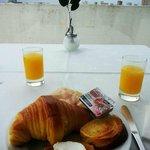 Desayuno estupendo