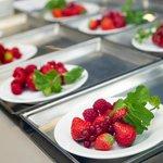 Solo ingredienti genuini per i nostri piatti