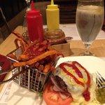 Relish Burger Bistroの写真