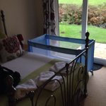 Beautiful bedroom , little touches makes the room feel homely! Seaton bungalow !!