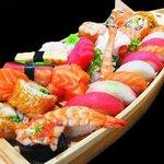 Sushi Sashimi Mix Deluxe