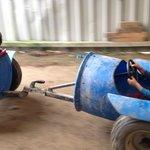 Barrel Rides