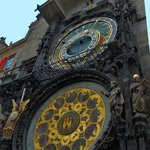 The heartbeat of Prague felt via the Astronomical Clock of Old Town Square