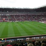 Great views - v Arsenal