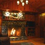 living room of Cove I