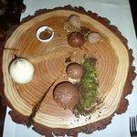 Martin Castro's dessert