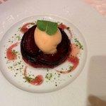 Dessert à la betrave :P
