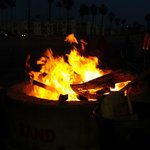 Fire Pits On Beach Just A Few Minutes Away