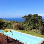 piscine et océan