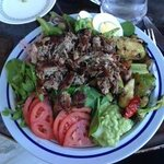 Fresh and Delish Salad with Chilean flare