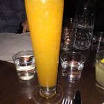 Best drinks! All juices fresh, super yummy small plates. Must have the ravioli and the Brussels