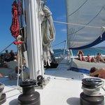 Sea Passion Catamaran - October 27, 2014
