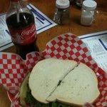Tuna sandwich! ��