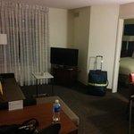 Separate living room