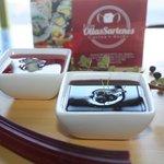 Salsas agrudlces exclusivas de Ruibarbo y Calafate