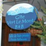 Photo de B&B Vert Le Mont