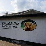 Trossachs Woollen Mill Foto