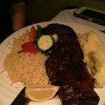 Skirt steak..