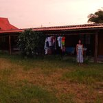 traditional malaysian houses as guest house (rooms)