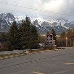 Best Western in Canmore, Alberta